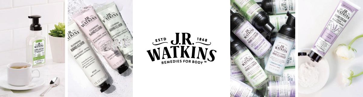 J.R.Watkins/ジェイアールワトキンス
