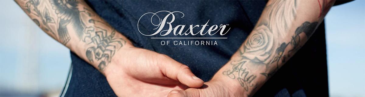 Baxter of California /バクスターオブカリフォルニア