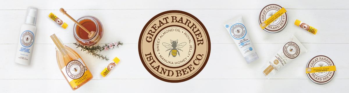 GREAT BARRIER ISLAND BEE co./グレートバリアアイランドビー