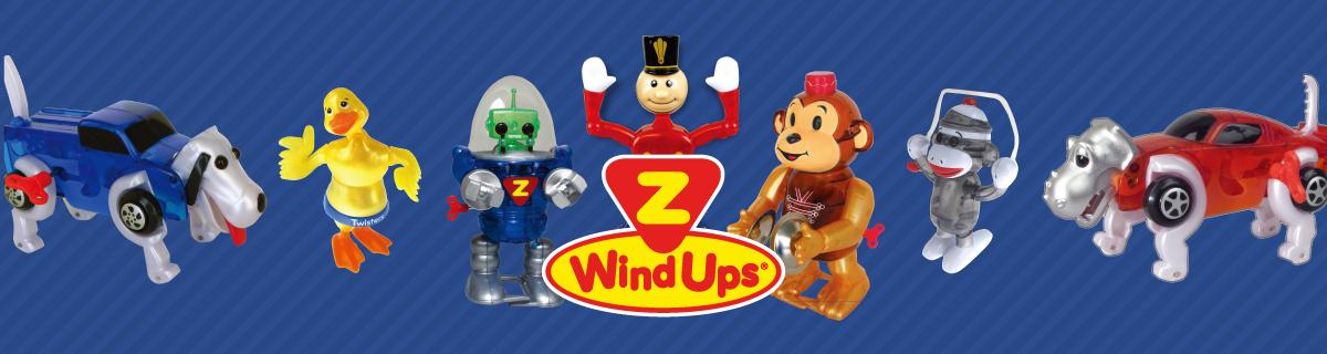 Z Wind Ups/ゼットワインドアップ