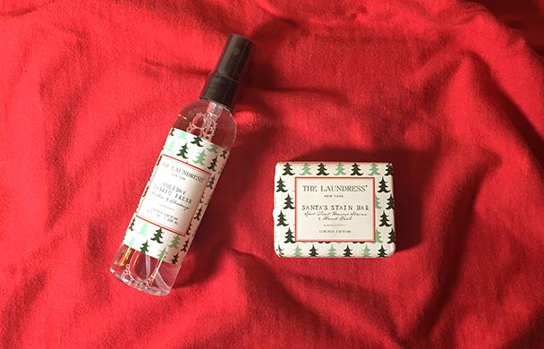 THE LAUNDRESS 冬にぴったり!特別な「Holiday」の香り