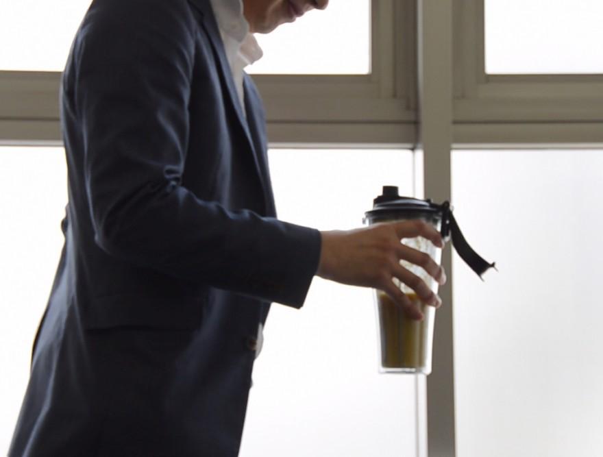 忙しいビジネスマンに朝の簡単スムージー