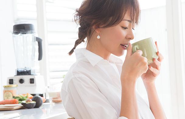 """モデル SHIHOさん """"きれい"""" をつくる朝ごはんと自分時間"""