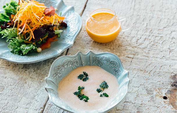 野菜たっぷりのグルテンフリー & 疲労回復食 レシピ