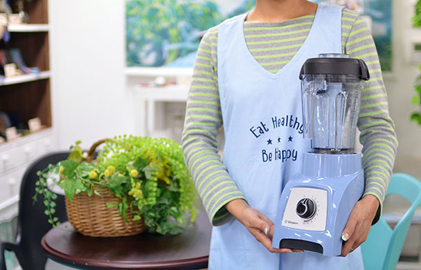 Vitamix Mother's Day レシピブックとエプロンプレゼント