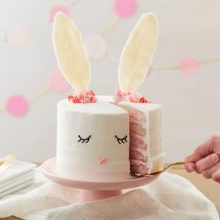 イースターバニーケーキ♪