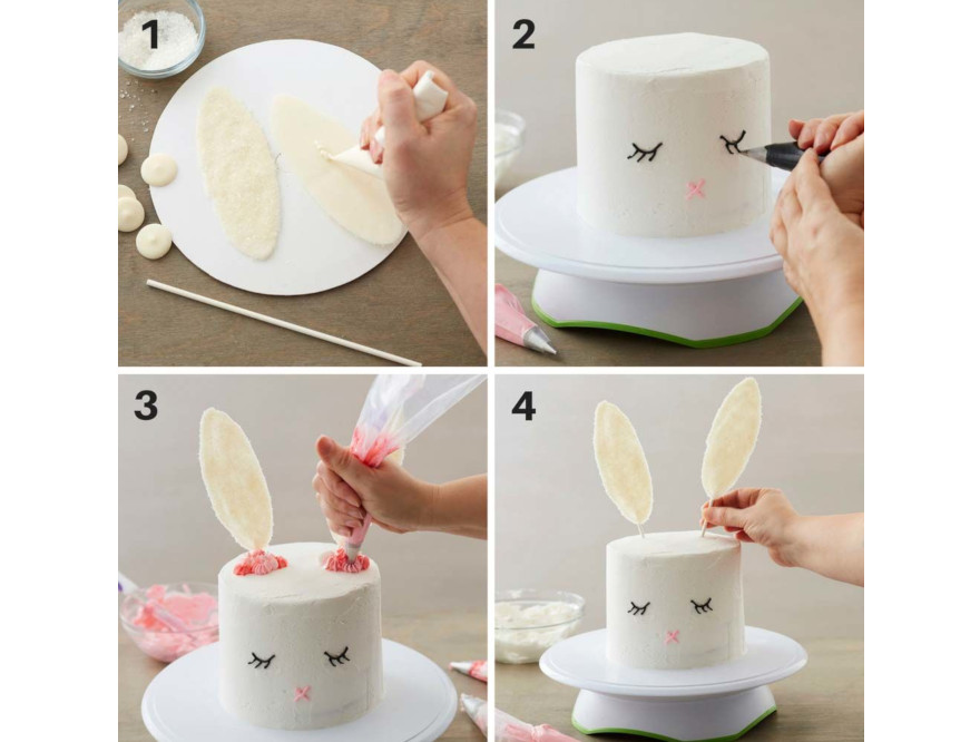 880_2Step-out - Bunny Cake