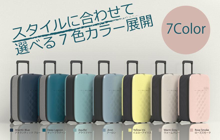 スーツケース,キャリーバック,薄型スーツケース,コンパクト,機内持ち込み可,ゴートゥーキャンペーン,予約特典