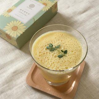 【BUYDEEM】健美蓮菊茶で 夏バテ予防スムージー