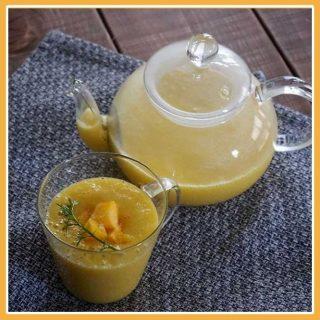 【Vitamix/バイタミックス】とろ~り美味しい!ホット甘酒マンゴースムージー