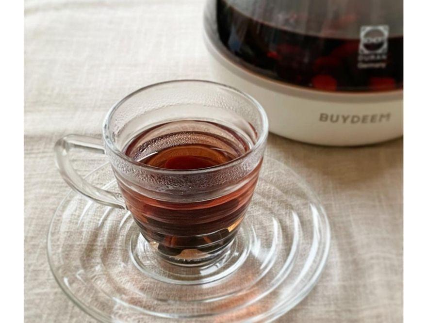 【BUYDEEM/バイディーム】夏の薬膳ティーレシピ第3弾 黒豆なつめ茶