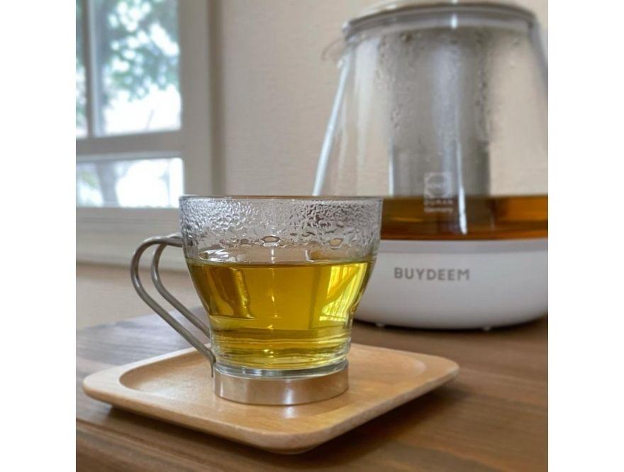 【BUYDEEM/バイディーム】夏の薬膳ティーレシピ第6弾 ミントとレモングラスの消炎茶