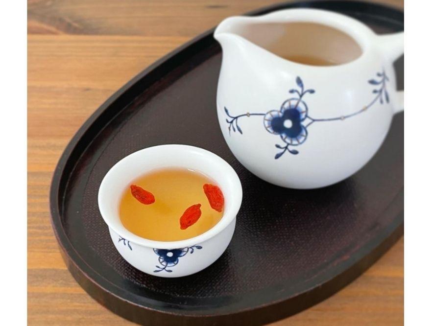 【BUYDEEM/バイディーム】夏の薬膳ティーレシピ第4弾 クコの実&とうもろこしのひげ茶