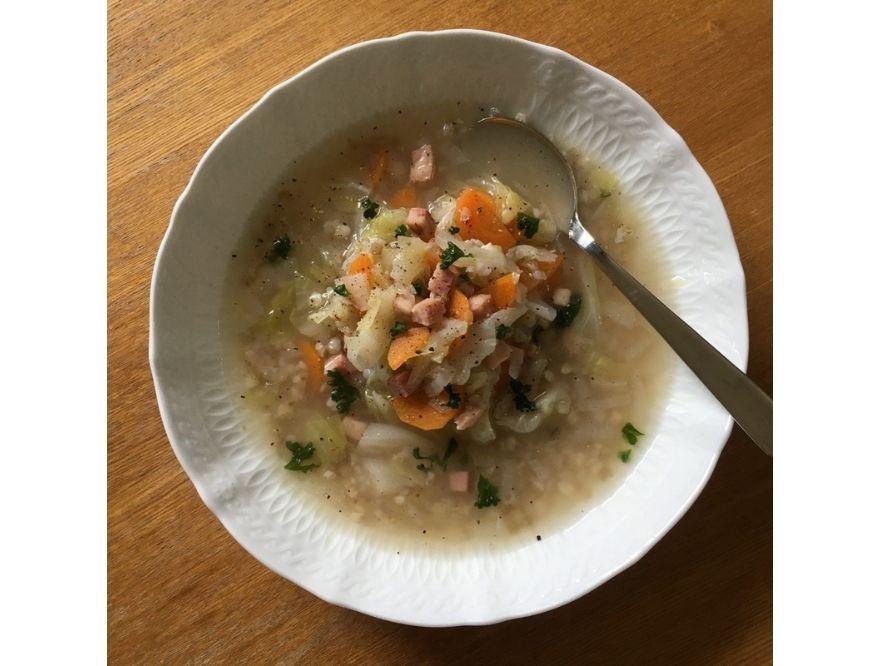 【BUYDEEM/バイディーム】薬膳マルチポットレシピ 蕎麦の実のダイエットスープ